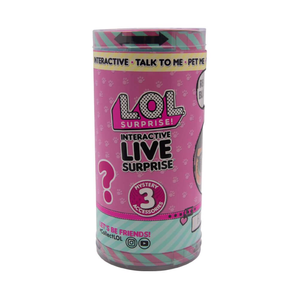 Интерактивная кукла ЛОЛ Питомец, L.O.L. Surprise! Interactive Live Surprise Pet with Realistic Sound - 2