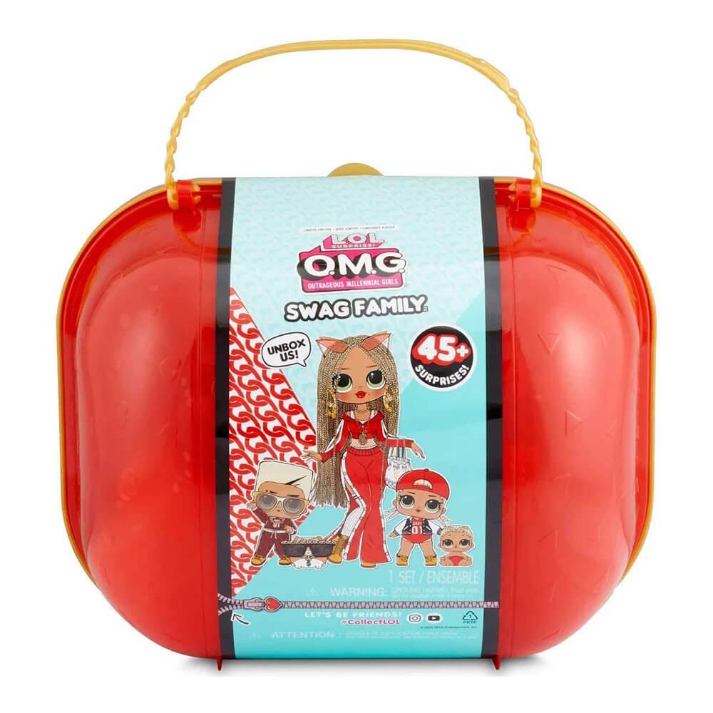 Кукла LOL Swag Family OMG Surprise - ЛОЛ Семья Свэг - 2